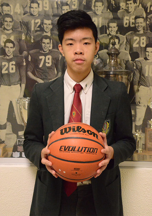 Kevin T., Jr. Boys Basketball