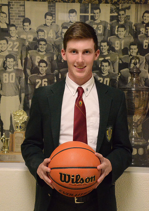 Scott F., Sr. Boys Basketball